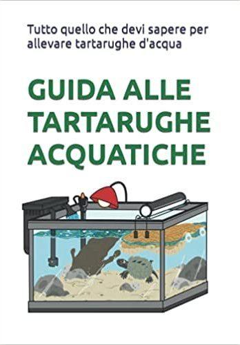 libro tartarughe acquatiche