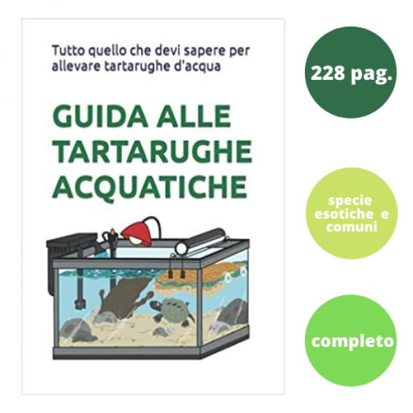 libro tartarughe acqua dolce