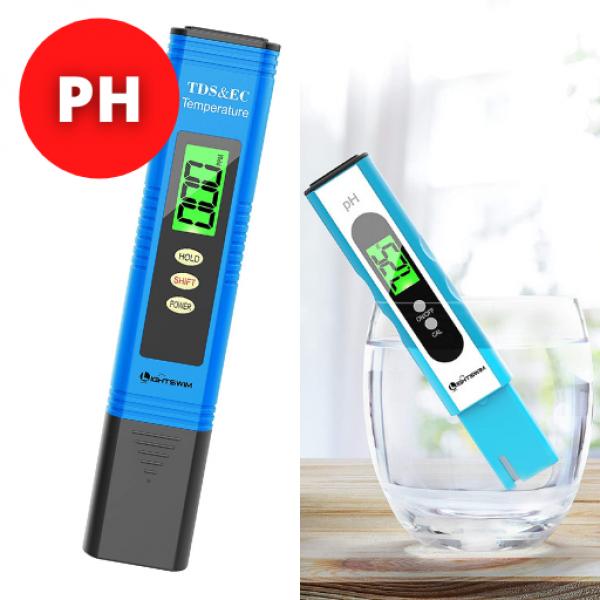 misuratore test ph acquario